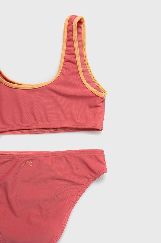 Roxy - Strój kąpielowy dziecięcy 128-176 cm ostry różowy