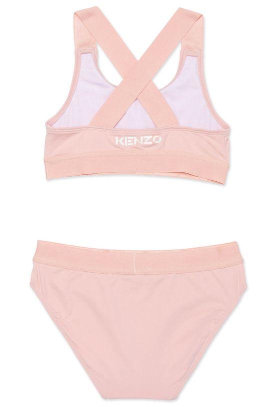 KENZO KIDS - Detské plavky pastelová ružová