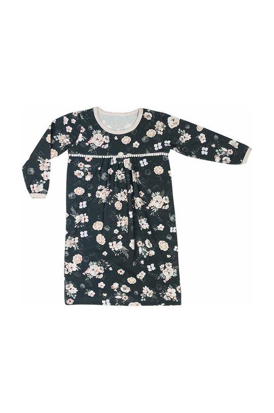 Jamiks - Koszula nocna dziecięca Lindoa 98-116 cm granatowy