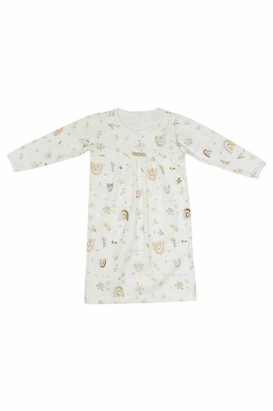 pszeniczny Jamiks - Koszula nocna dziecięca Samira 86-110 cm Dziewczęcy