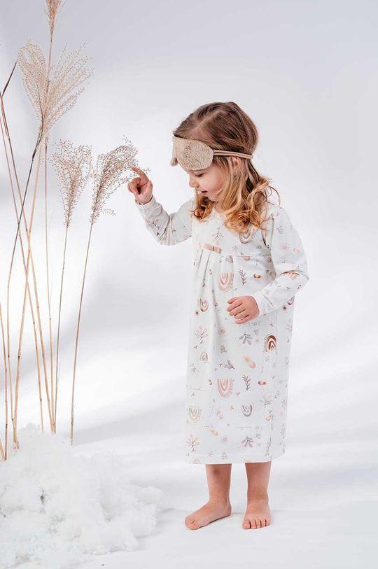 Jamiks - Koszula nocna dziecięca Samira 86-110 cm pszeniczny