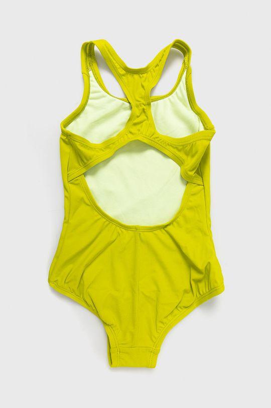 Nike Kids - Strój kąpielowy dziecięcy 120-170 cm żółto - zielony