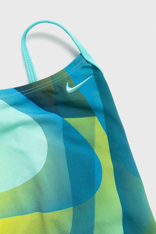 Nike Kids - Strój kąpielowy dziecięcy 120-170 cm 18 % Elastan, 82 % Poliester