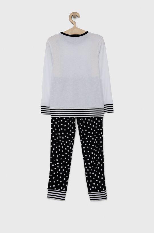 United Colors of Benetton - Dětské pyžamo x Smiley World bílá