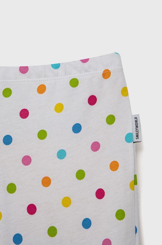 United Colors of Benetton - Dětské pyžamo x Smiley World  Materiál č. 1: 100% Bavlna Materiál č. 2: 100% Bavlna