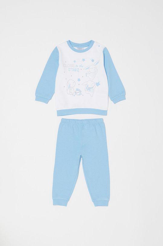 světle modrá OVS - Dětské pyžamo 74-98 cm Dětský