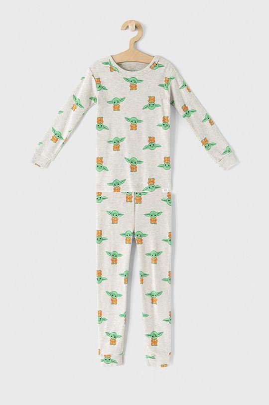 szary GAP - Piżama dziecięca 62-110 cm Dziecięcy