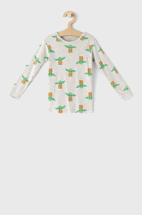 GAP - Piżama dziecięca 62-110 cm szary