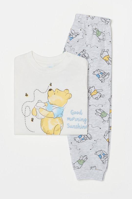 jasny szary OVS - Piżama dziecięca Dziecięcy