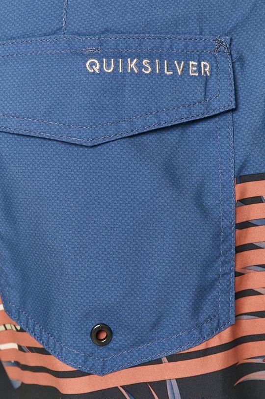 námořnická modř Quiksilver - Plavkové šortky