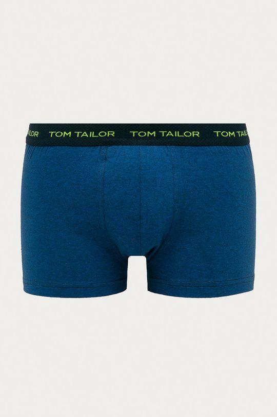 námořnická modř Tom Tailor - Boxerky (2-pack) Pánský