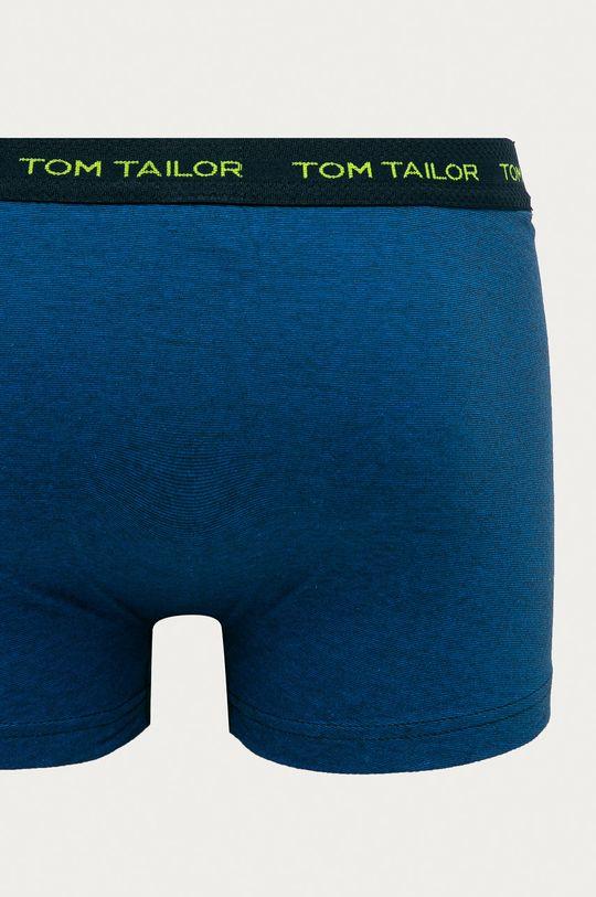 Tom Tailor - Boxerky (2-pack) námořnická modř