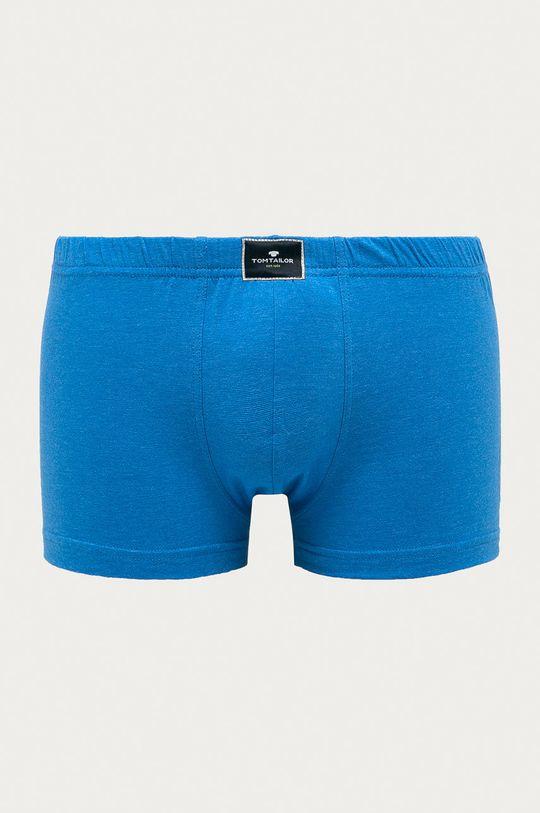 Tom Tailor - Boxerky (2-pack) modrá