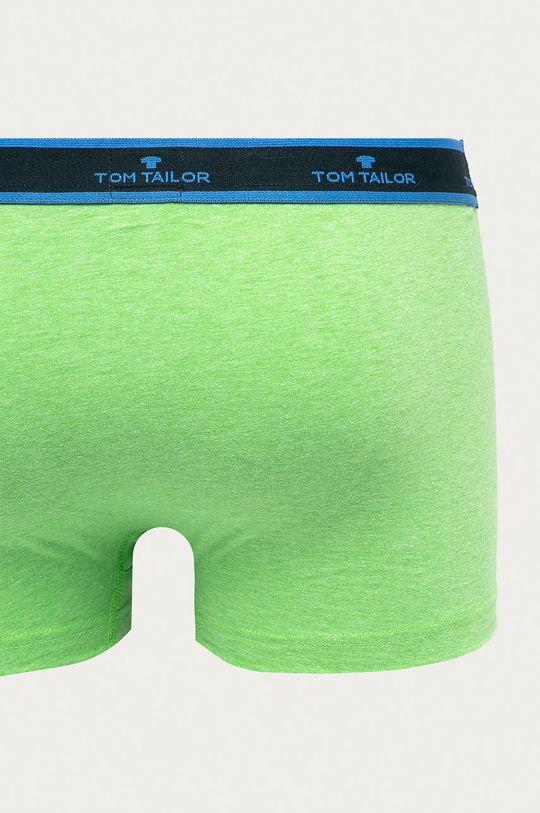 zelená Tom Tailor - Boxerky (2-pack)