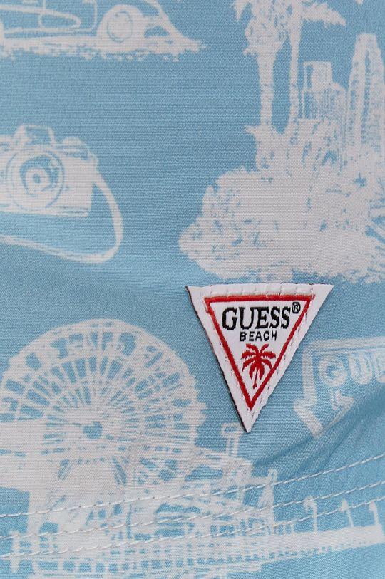 Guess - Plavkové šortky  100% Polyester