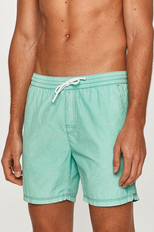 Guess - Plavkové šortky zelená