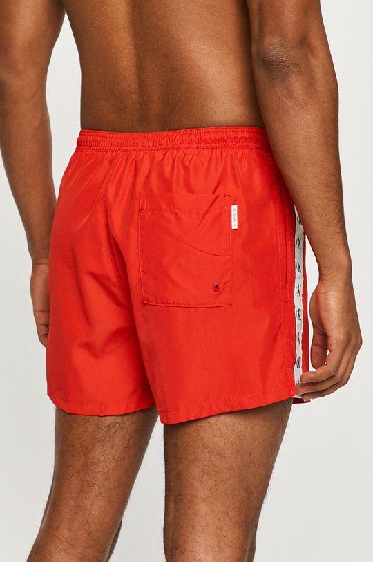 Calvin Klein - Pantaloni scurti de baie rosu