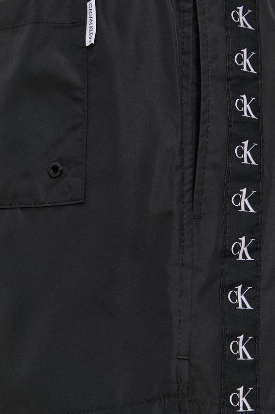 čierna Calvin Klein - Plavkové šortky