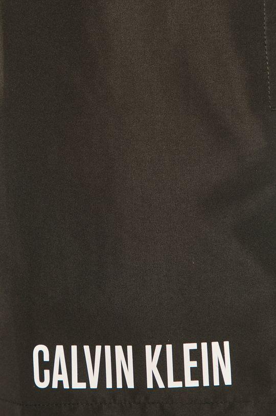 czarny Calvin Klein - Szorty kąpielowe