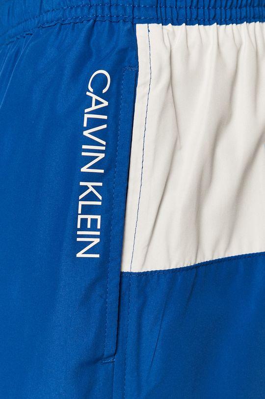 modrá Calvin Klein - Plavkové šortky