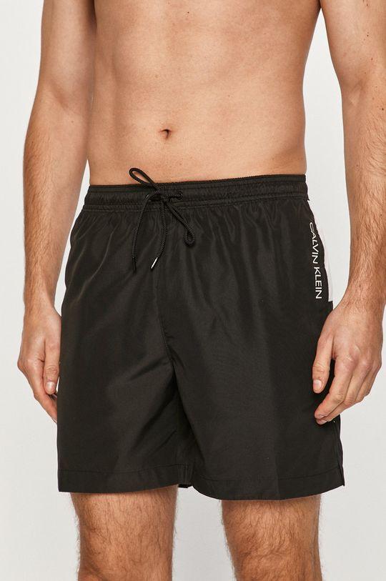 čierna Calvin Klein - Plavkové šortky Pánsky