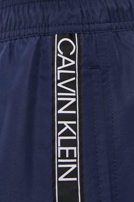 Calvin Klein - Plavkové šortky námořnická modř