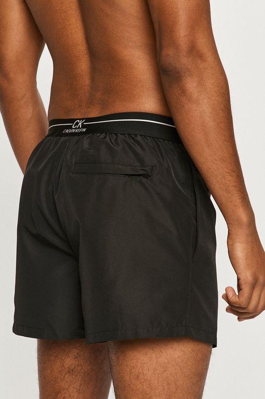 Calvin Klein - Plavkové šortky černá