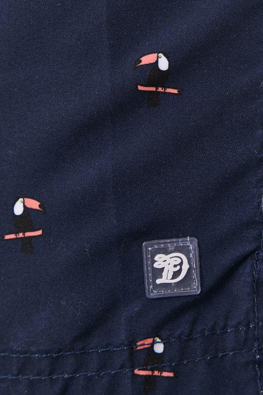 námořnická modř Tom Tailor - Plavkové šortky