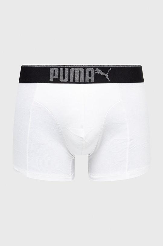 Puma - Boxerky (3-pack)  Materiál č. 1: 95% Bavlna, 5% Elastan Materiál č. 2: 9% Elastan, 66% Polyamid, 25% Polyester
