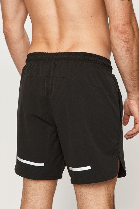 Hugo - Plavkové šortky černá