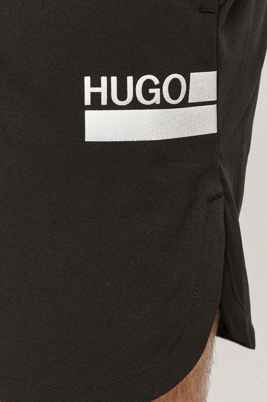 Hugo - Plavkové šortky  Podšívka: 100% Polyester Hlavní materiál: 10% Elastan, 90% Polyamid