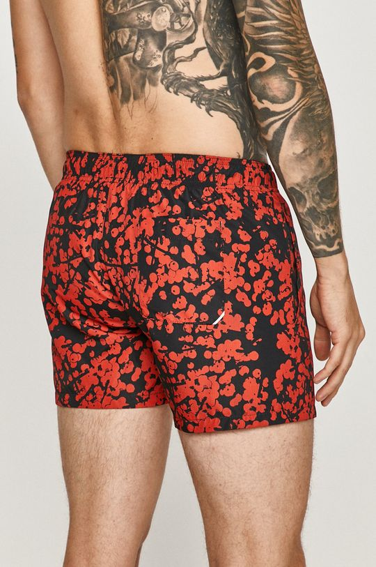 Hugo - Plavkové šortky  100% Polyester
