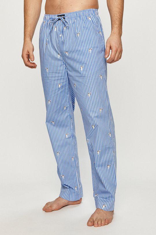 niebieski Polo Ralph Lauren - Spodnie piżamowe Męski