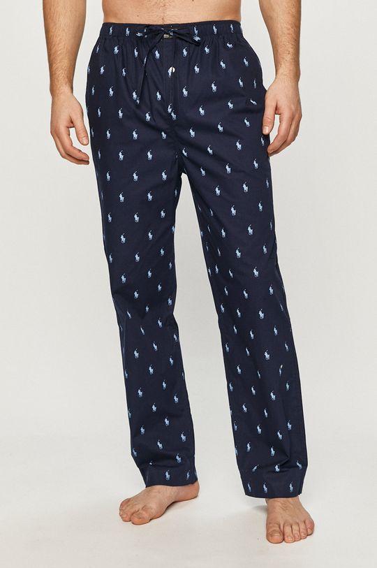 granatowy Polo Ralph Lauren - Spodnie piżamowe Męski