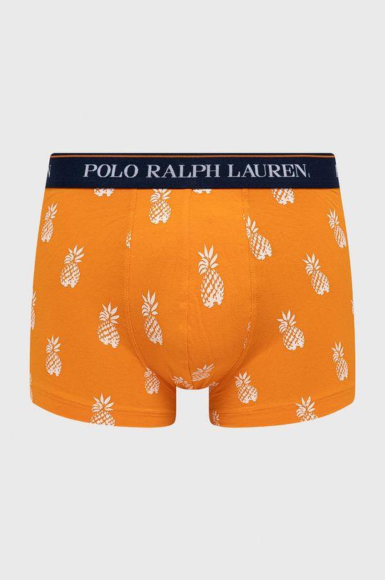 Polo Ralph Lauren - Boxerky (3-pak) zelená