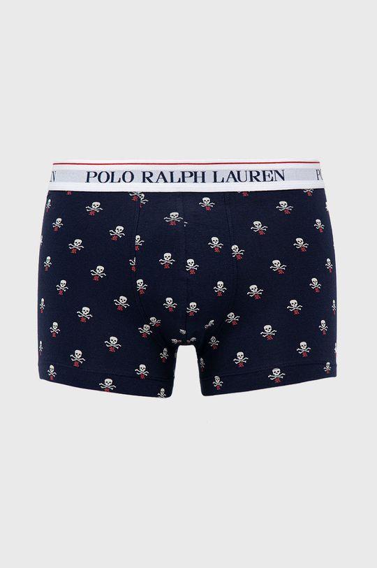 modrá Polo Ralph Lauren - Boxerky (3-pak)