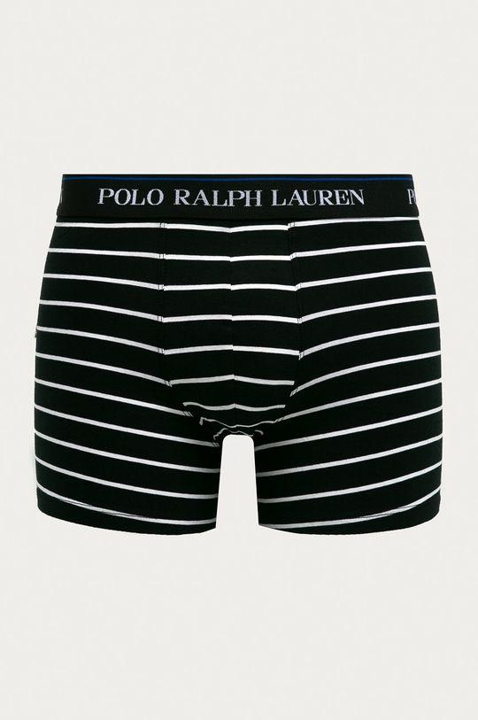 černá Polo Ralph Lauren - Boxerky (3-pack)