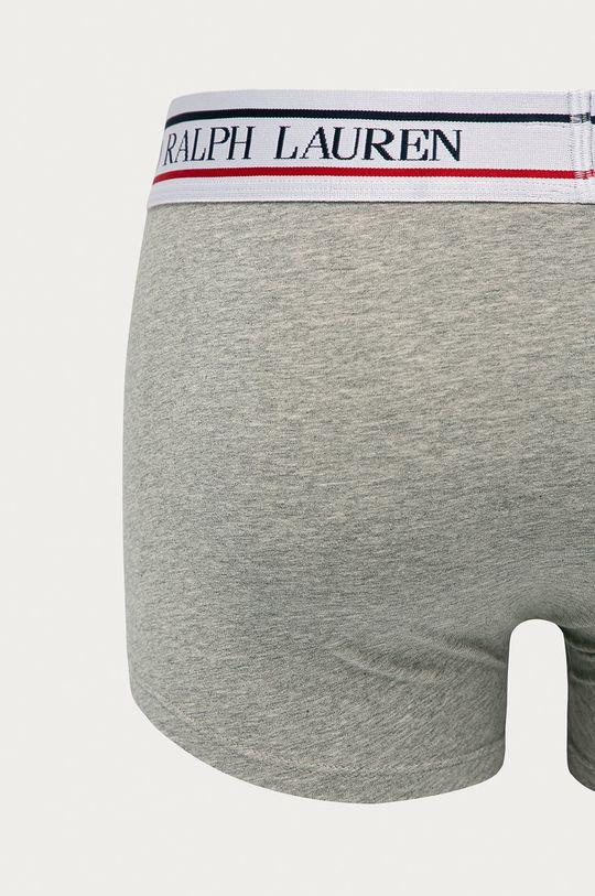 Polo Ralph Lauren - Boxerky sivá