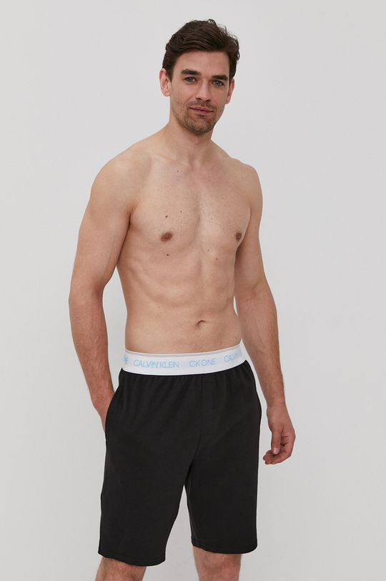 Calvin Klein Underwear - Pyžamové šortky černá