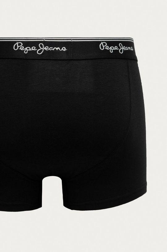 Pepe Jeans - Bokserki Amos (3-pack) Męski