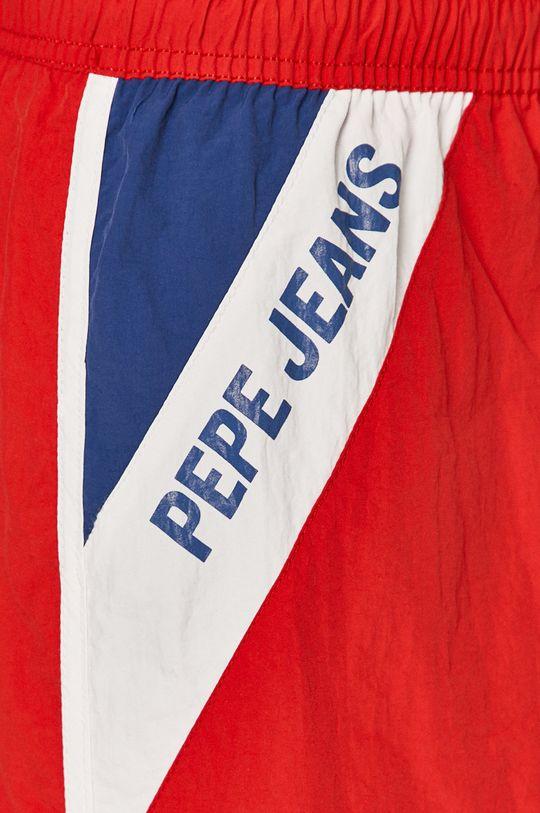 červená Pepe Jeans - Plavkové šortky Tomeo