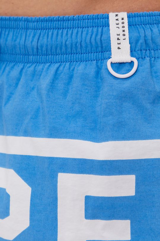 modrá Pepe Jeans - Plavkové šortky Soul