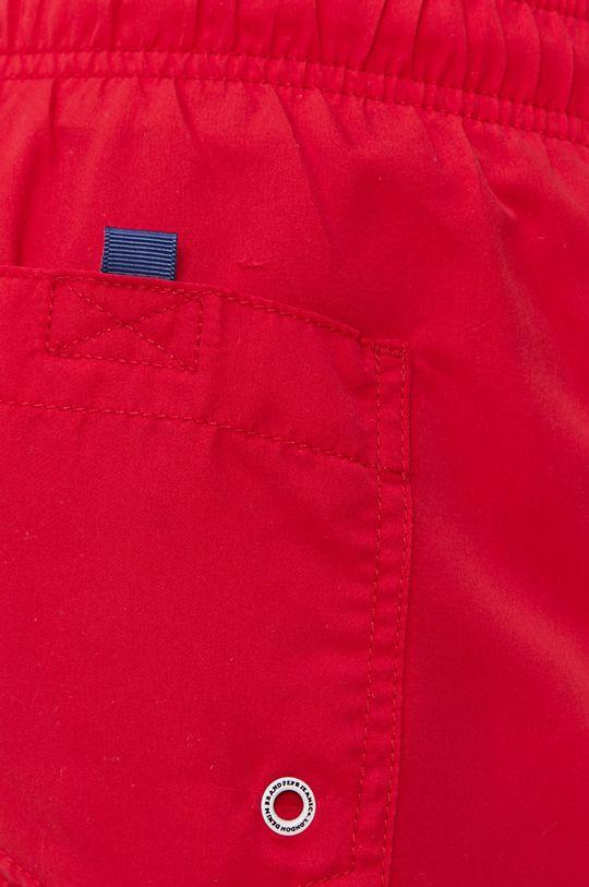 červená Pepe Jeans - Plavkové šortky New Brian