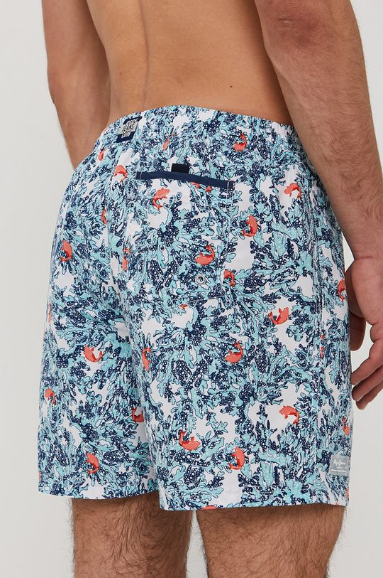 Pepe Jeans - Plavkové šortky Hector  100% Polyester