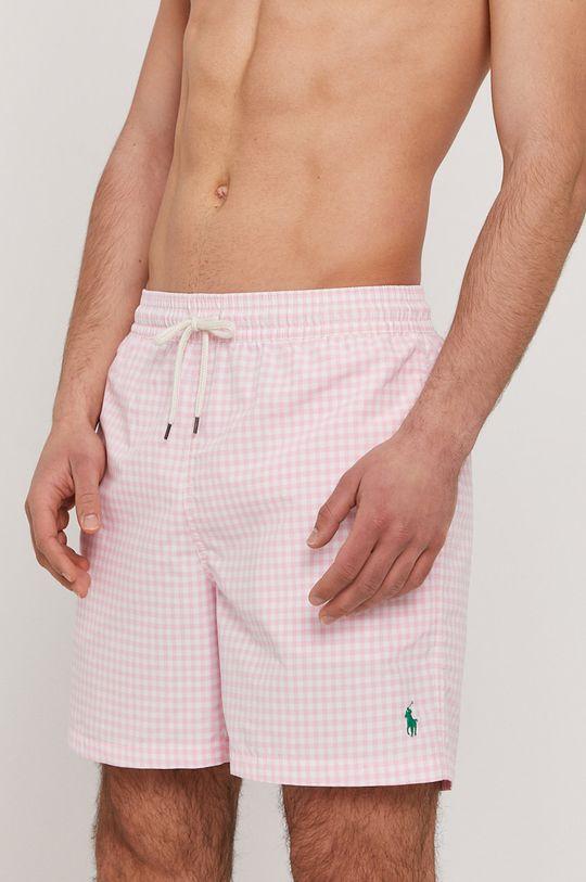 różowy Polo Ralph Lauren - Szorty kąpielowe Męski