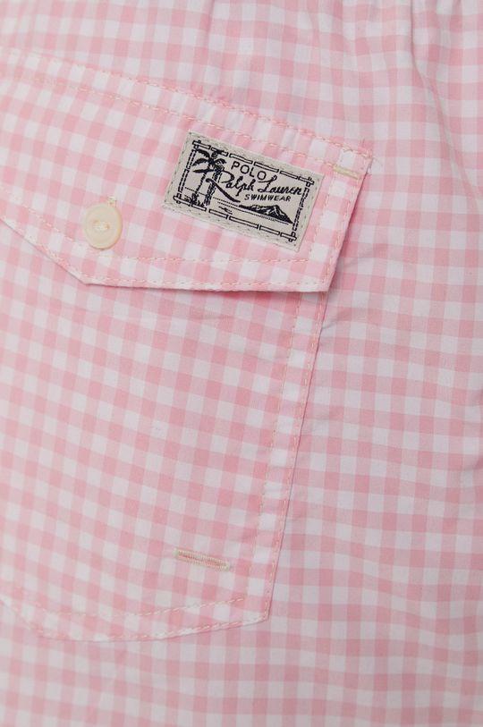 różowy Polo Ralph Lauren - Szorty kąpielowe