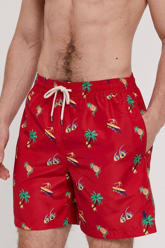 Polo Ralph Lauren - Szorty kąpielowe czerwony