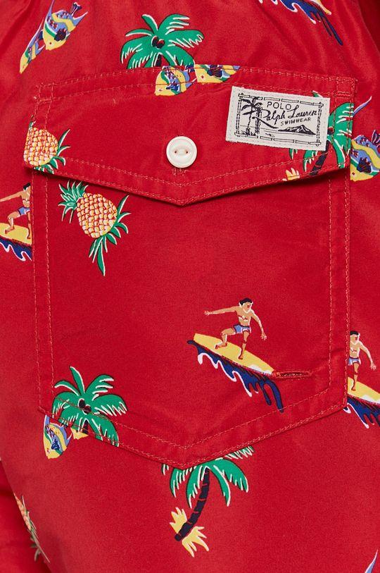 czerwony Polo Ralph Lauren - Szorty kąpielowe