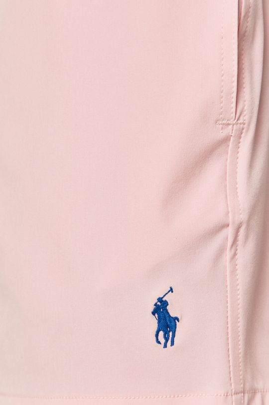 růžová Polo Ralph Lauren - Plavkové šortky