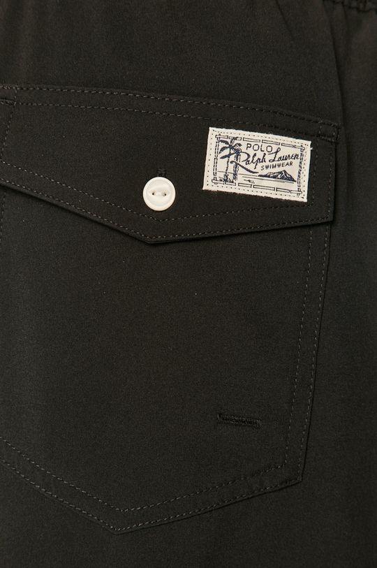 czarny Polo Ralph Lauren - Szorty kąpielowe